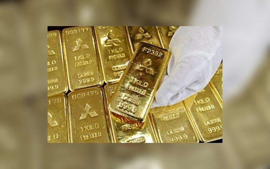 R.Šarkinas: mūsų litai padengti auksu ir užsienio valiuta