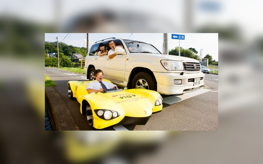 Žemiausias automobilis pasaulyje