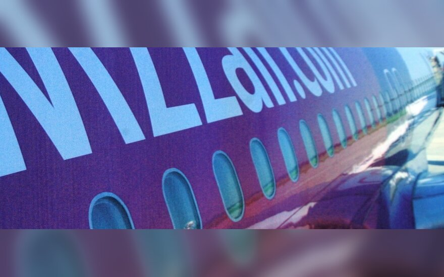 """Iš Vilniaus oro uosto į Milaną dėl gedimo neišskrido """"Wizz air"""" lėktuvas"""
