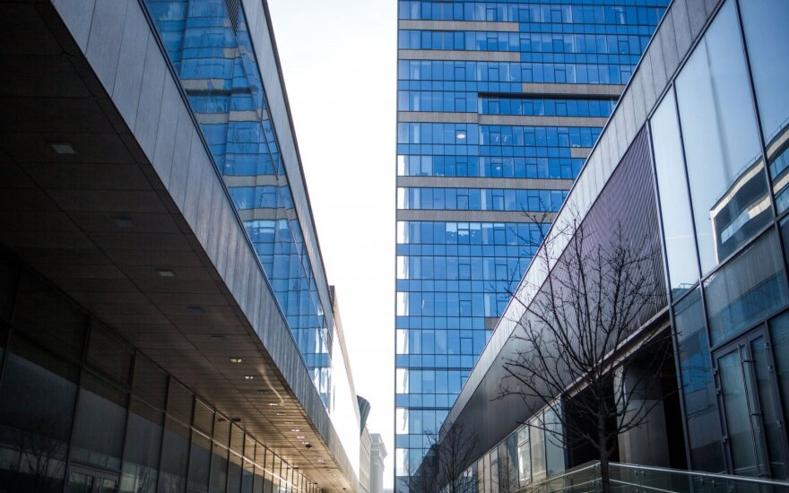 Auga Lietuvoje investuojančių įmonių pasitikėjimas šalies ekonomikos perspektyvomis