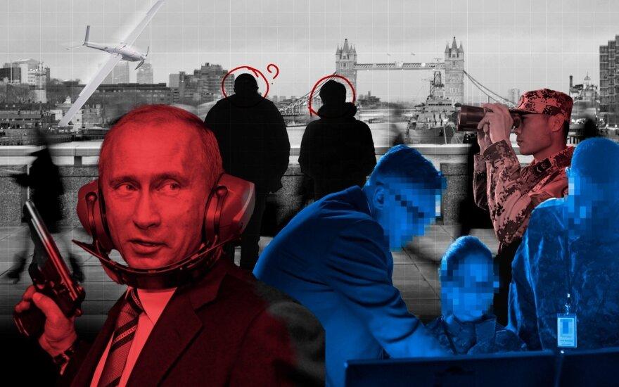 Lietuvos žvalgyba įvertino grėsmes: Rusija keičia taktiką – pasirinkti nauji taikiniai