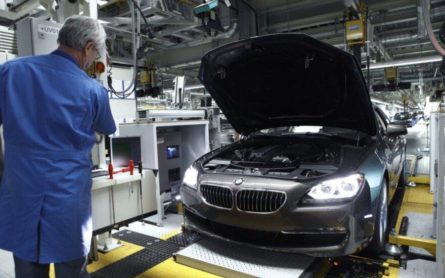 BMW gamyba
