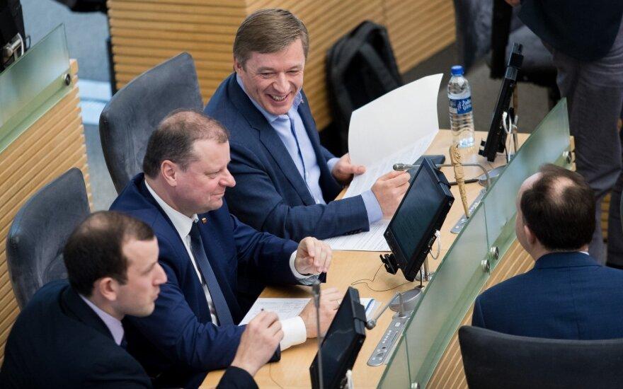 Seimas grįžta prie vaiko teisių apsaugos įstatymo