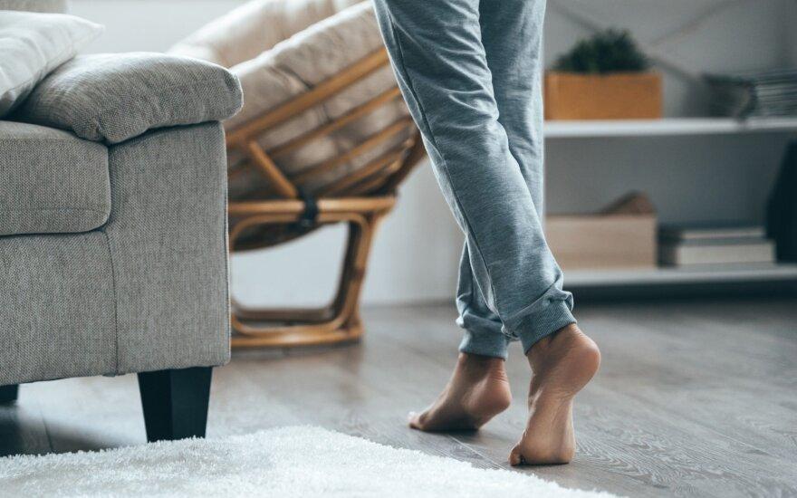 Kodėl verta rinktis grindinį šildymą?