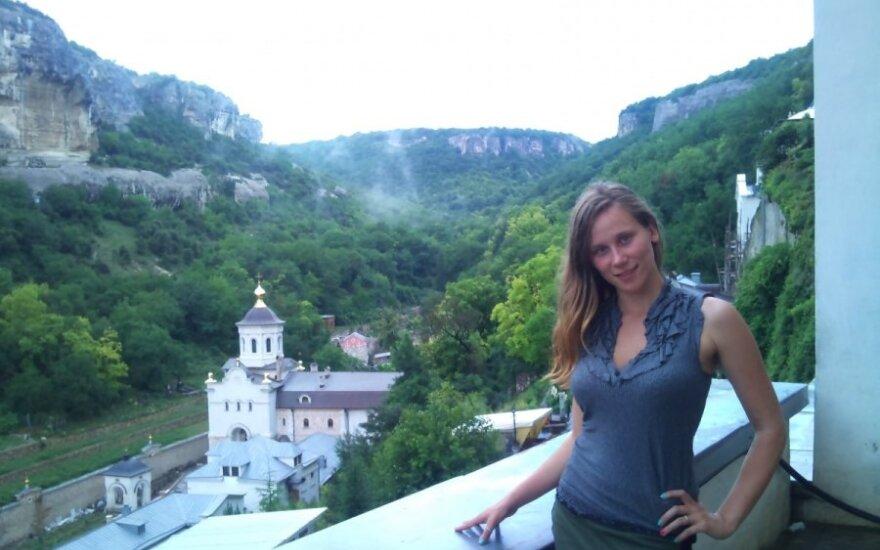 Laiko mašina atgal į praeitį: kaip aš atradau Krymą
