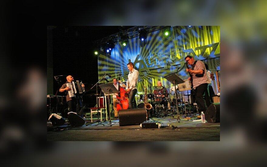 Kauno džiazo festivalyje – gero skonio gaidos