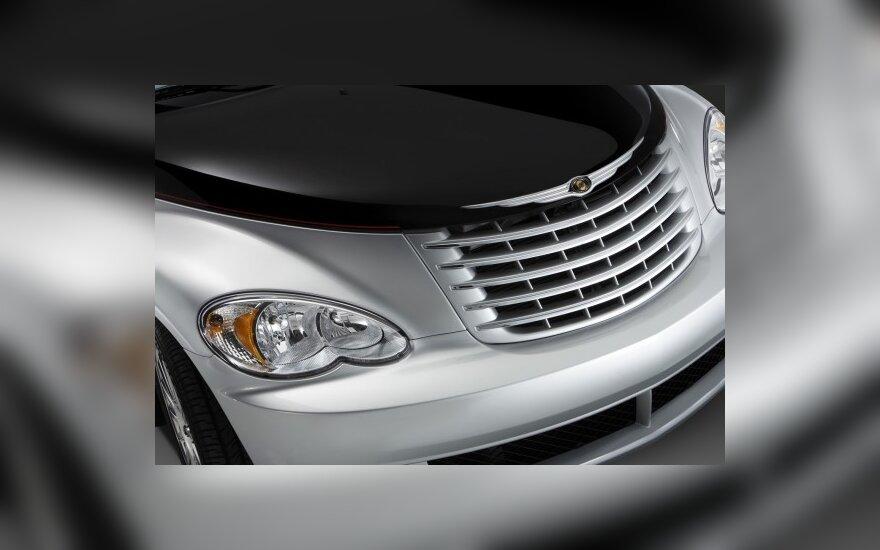 """""""Chrysler"""" kitąmet išnyks iš Europos"""