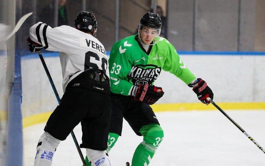 """""""Hockey Punks"""" - """"Kaunas Hockey"""""""
