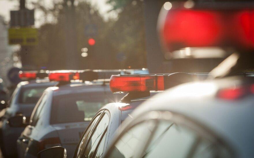 Aiškėja, kaip atrodys naujieji policijos automobiliai