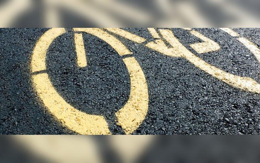 Dviratininkai: Lietuvoje būtina keisti kelių eismo taisykles