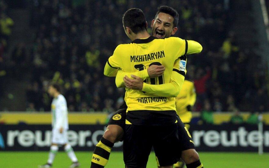 "Dortmundo ""Borussia"" futbolininkai"