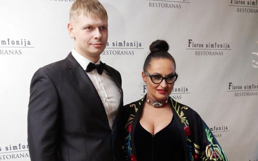 Inga Budrienė (dešinėje)