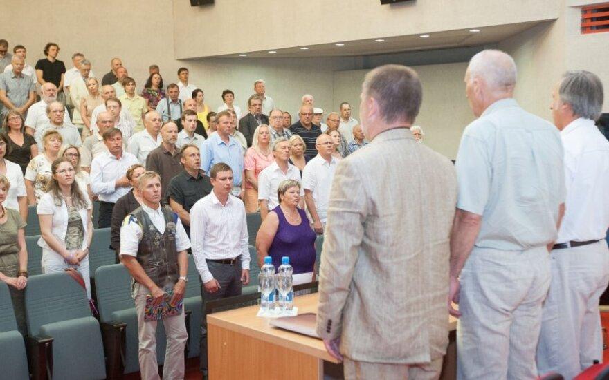 N.Venckienės partija nori naikinti Teisėjų garbės teismą, įtvirtinti liaudies draugoves