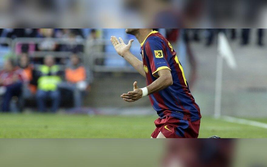 """Sergio Busquetsas (""""Barcelona"""")"""
