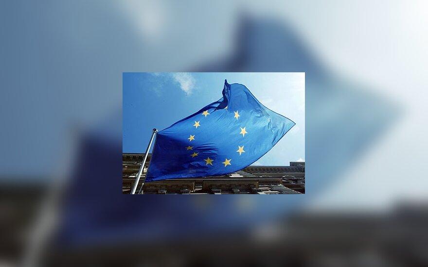 Europos Sąjungos vėliava, ES