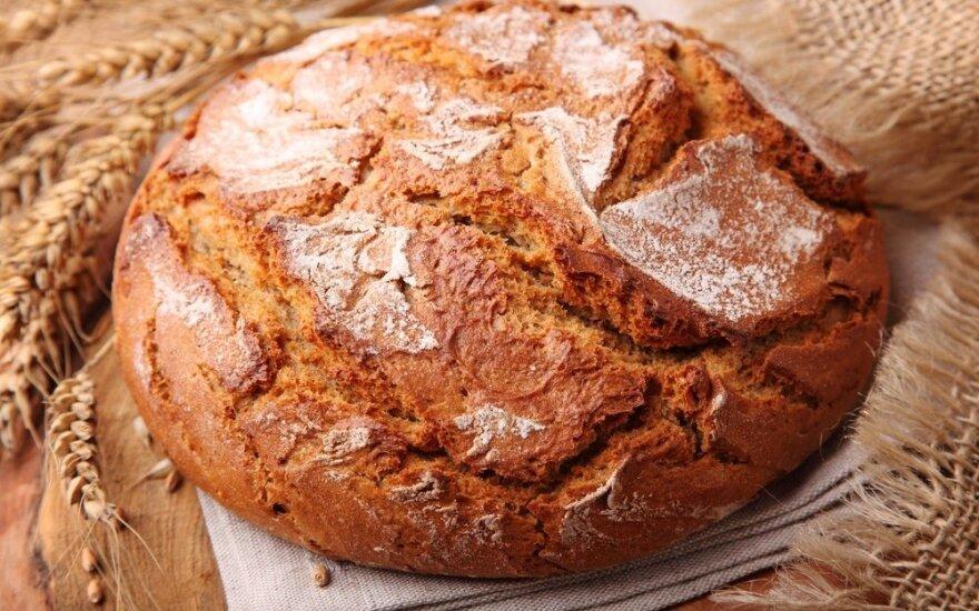 "Gardumėlis: vokiška rauginta duona ""Pumpernickel"""