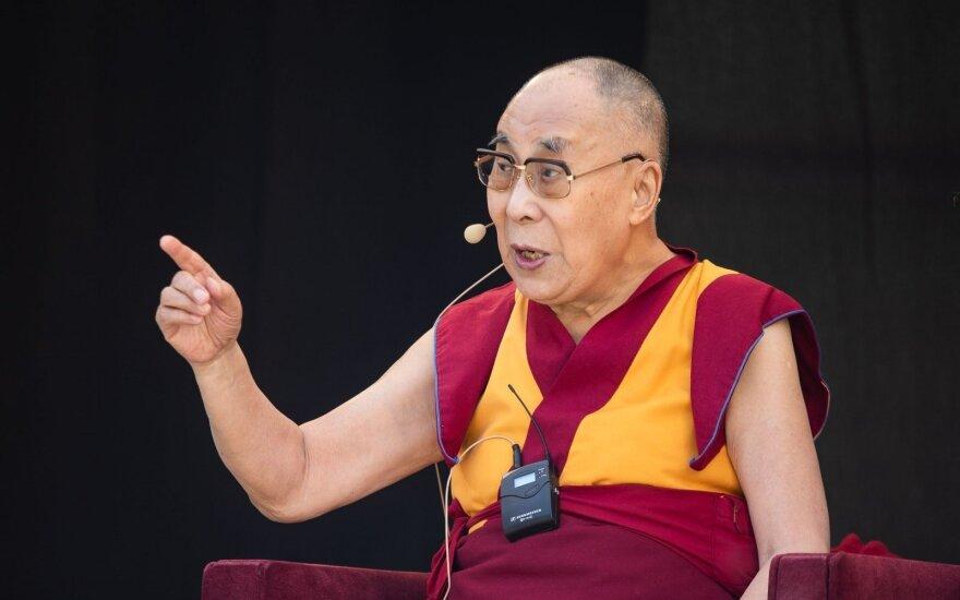 Dalai Lama dėl infekcijos gydomas ligoninėje