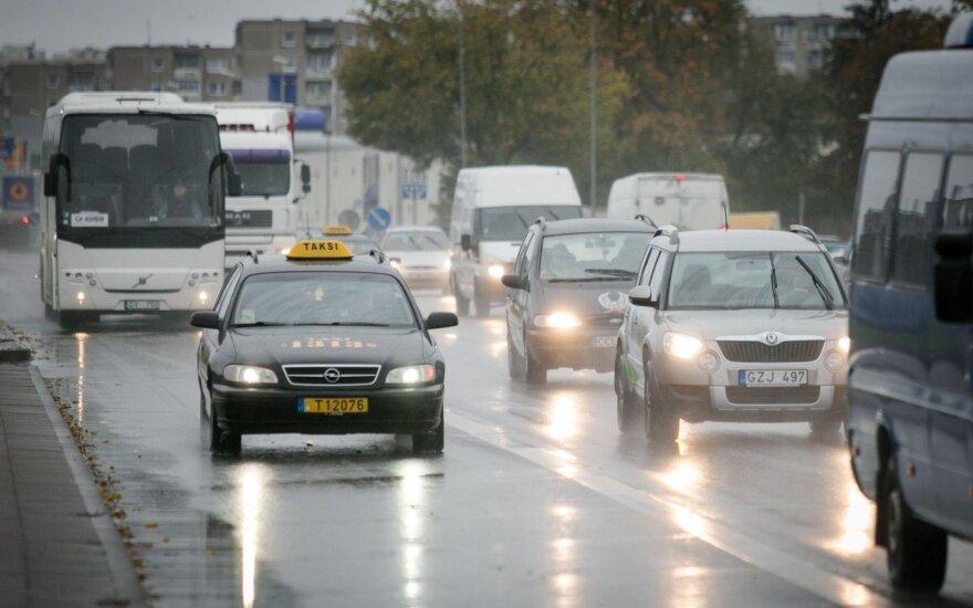 Keičiasi leidimų įvažiuoti į saugomas Kauno miesto teritorijas išdavėjas