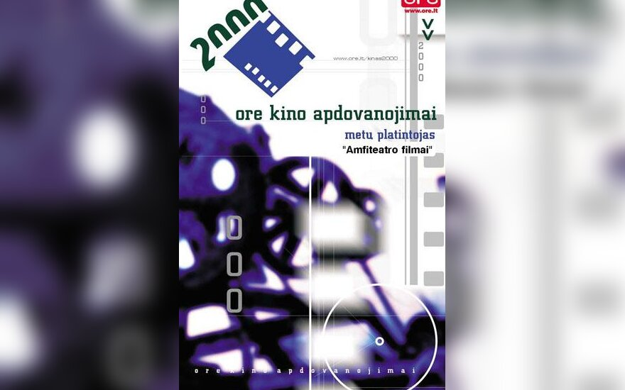 """ORE kino apdovanojimai 2000"""