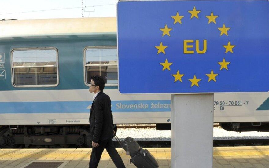 Vienu žingsneliu arčiau narystės ES