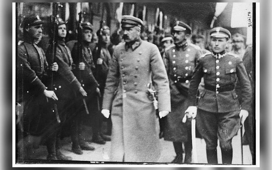 J. Pilsudski