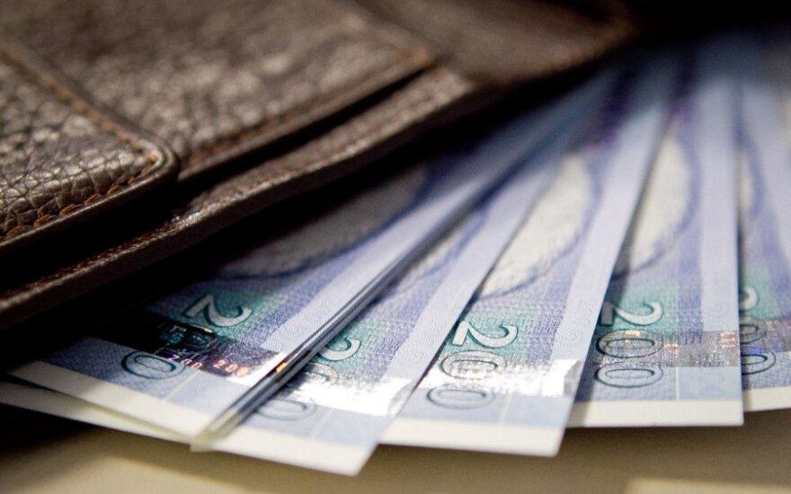 Darbdaviai nusiteikę mokėti daugiau nei minimumą
