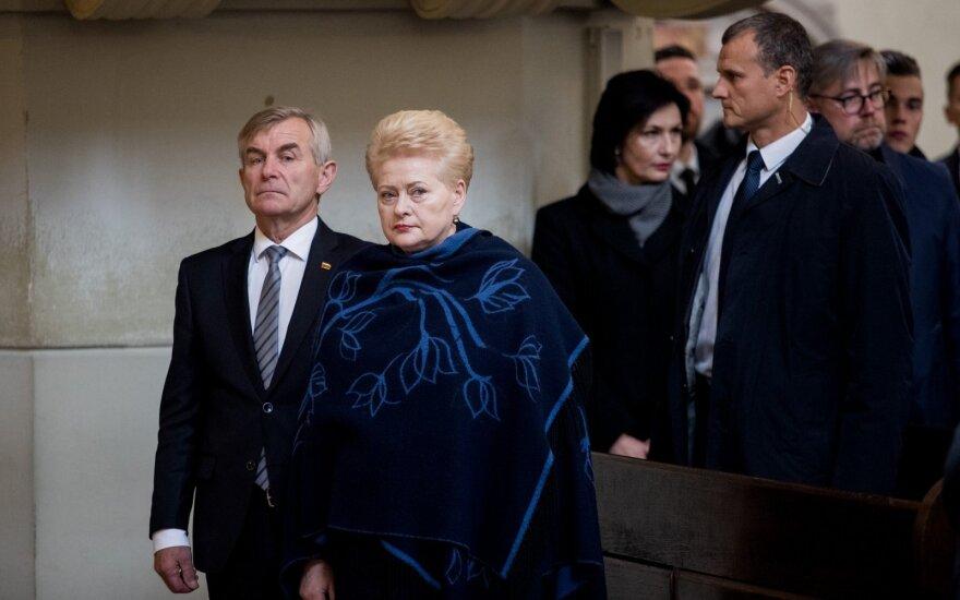 Pranckiečiui Adamkus buvo labiau prezidentiškas už Grybauskaitę