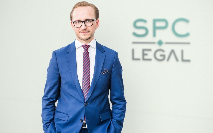 Mindaugas Rimkus SPC legal