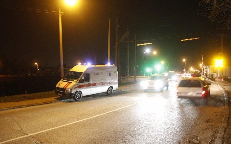 Baisi nelaimė Lentvaryje: geležinkelio pervažoje žuvo moteris