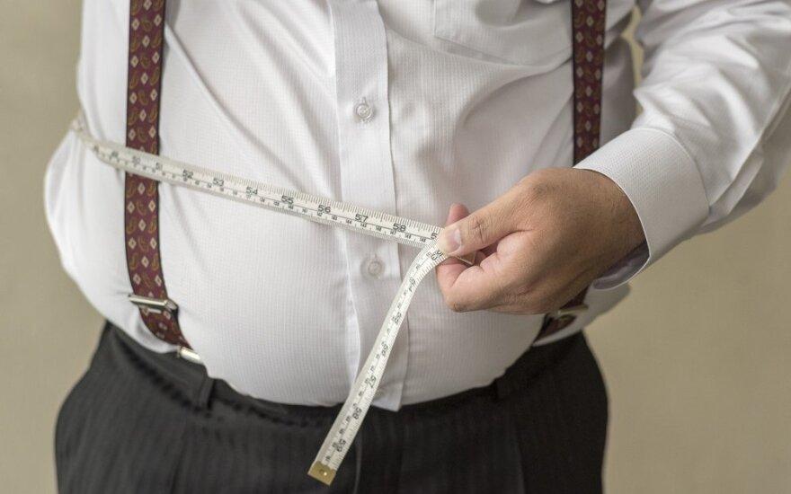 Kaip veiksmingai ir nekenkiant sveikatai atsikratyti pilvo riebalų