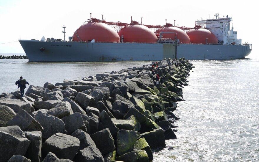 Dešimtmetį trunkančias Baltijos šalių derybas dėl dujų tikimasi baigti penktadienį