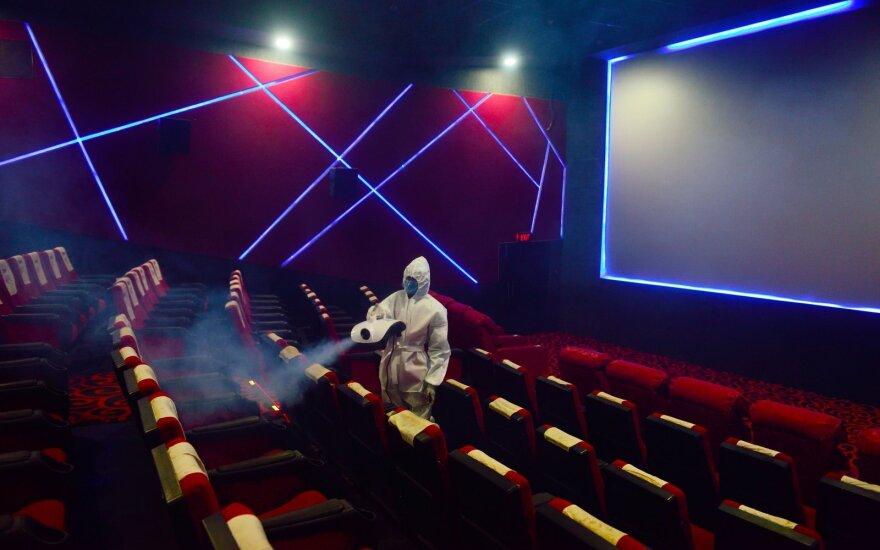Kino teatro dezinfekcija