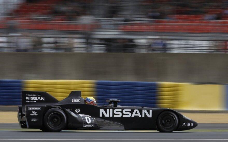 Nissan DeltaWing Le Mane