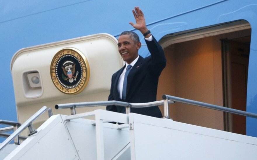 Baracku Obama