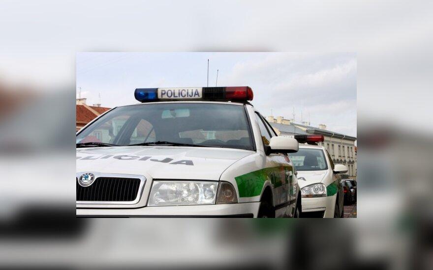Policijos pareigūnai tikrins vairuotojų blaivumą