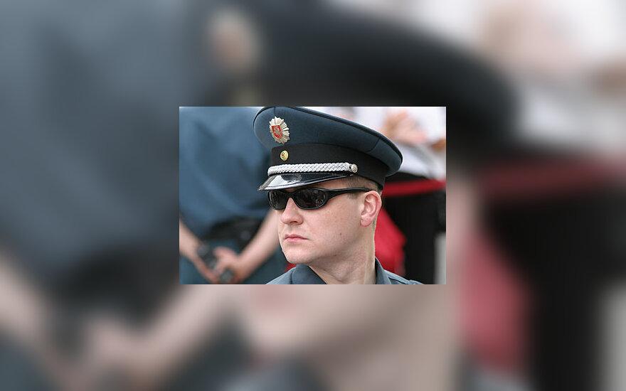 Policininkas, policija