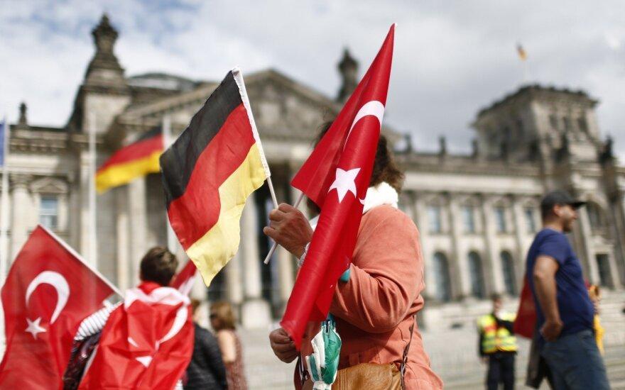 Pusė vokiečių mano, kad jų šalyje yra per daug musulmonų
