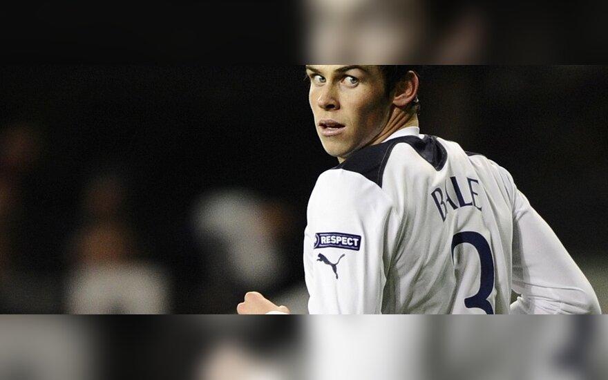 "Garethas Bale'as (""Tottenham Hotspur"")"