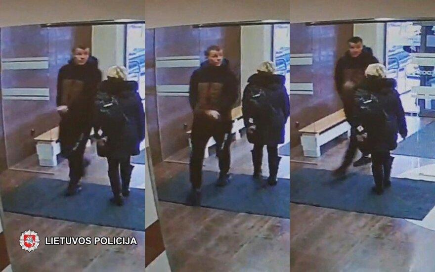 Policija aiškinasi, kas ligoninėje apvogė senolę