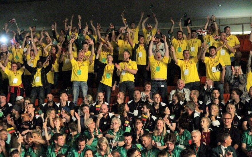 Pasaulio lietuvių sporto žaidynės