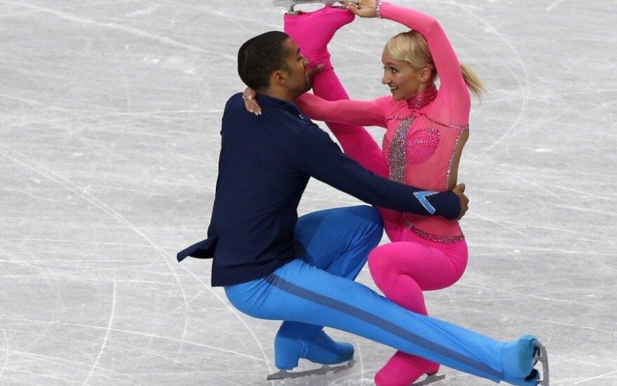 Aliona Savchenko ir Robinas Szolkowy