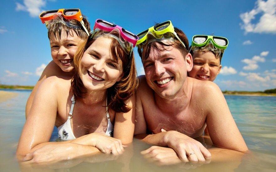 Jei šeimos atostogos tampa išbandymu