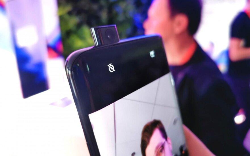 """""""OnePlus 7"""" serijos modelių pristatymas"""