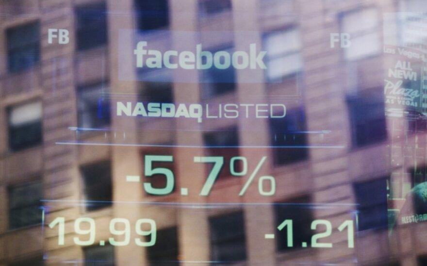 """""""Facebook"""" akcijos"""