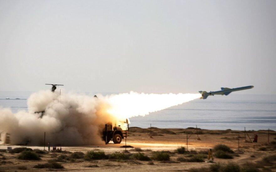 Irano kariniai mokymai