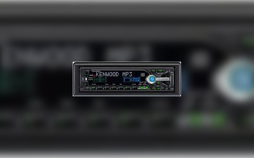 """Kenwood"" MP3"