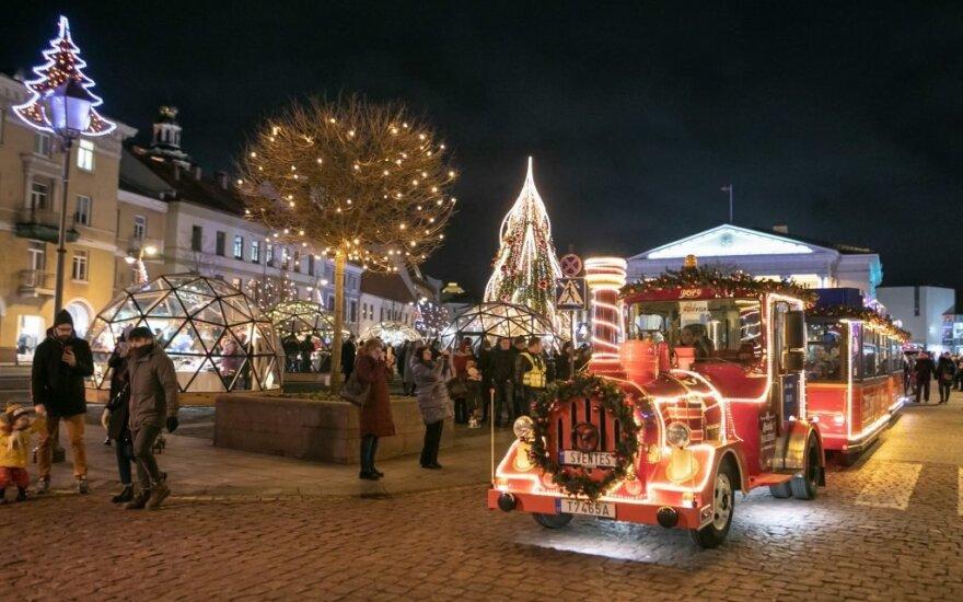 Kalėdos sostinėje