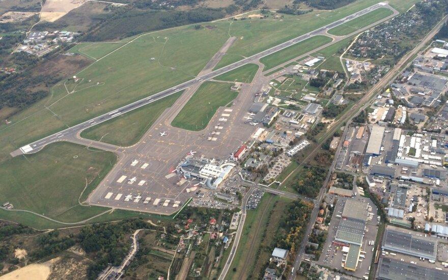 Vilniaus oro uostas aptarnavo milijoninį keleivį
