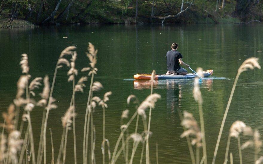 Įvertino Lietuvos vandens telkinius: kokybė – geriausia Baltijos šalyse, viršija ES vidurkį