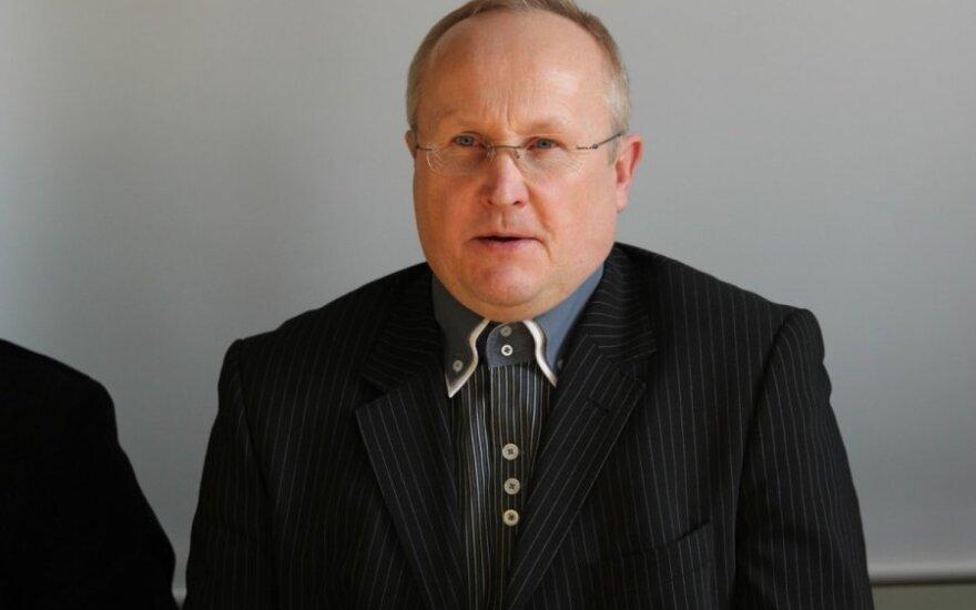 Vytautas Galvanauskas (G. Vaitkevičiaus nuotr.)